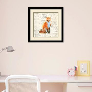 Amanti Art Into The Woods IV Framed Wall Art
