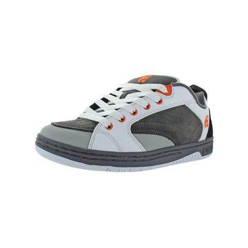 Etnies Mens Czar Skate Shoes Leather Low-Top
