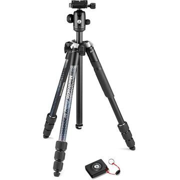 MAN-MKELMII4BMBB Element MII Mobile Bluetooth Aluminum Tripod - Black