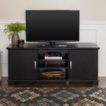 Walker Edison Transitional TV Stand for TV's up to 66