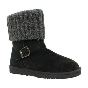 Women's Lamo Hurricane Sweater Boot Black
