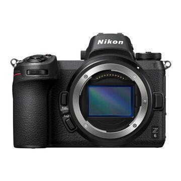 Nikon Z6 Mirrorless Digital Camera Body