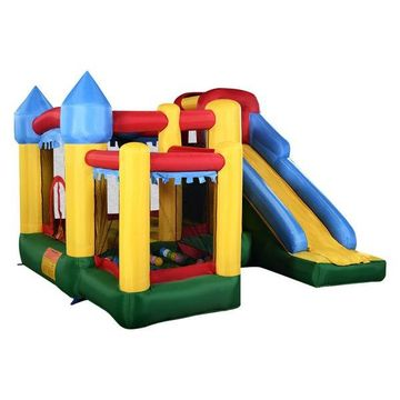Costway Mighty Inflatable Bounce House Castle Jumper Moonwalk Bouncer