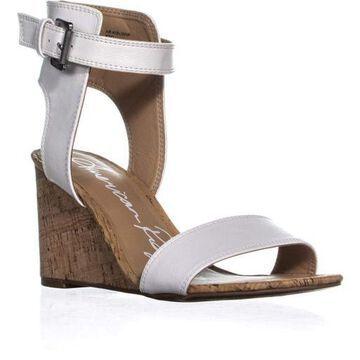 American Rag Womens Aislinn Open Toe Casual Ankle Strap Sandals