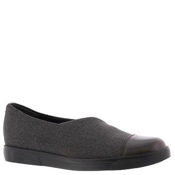 Munro Plum Women's Grey Slip On 10.5 N