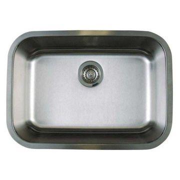 Blanco Stellar Undermount Single-Bowl Kitchen Sink