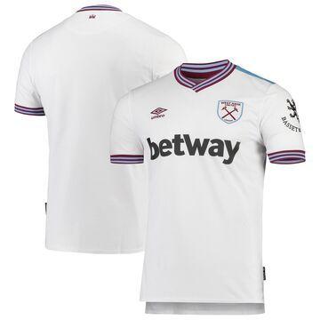 West Ham United Umbro 2019/20 Away Replica Jersey - White