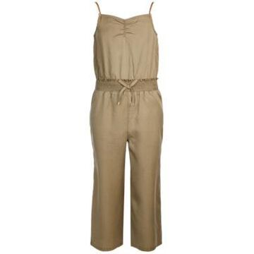 Epic Threads Big Girls Smocked-Waist Jumpsuit Created for Macy's