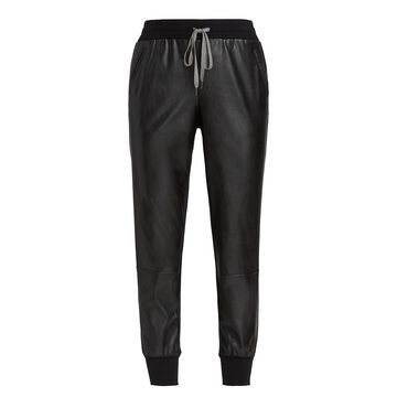 Bailey 44 Logan Faux Leather Joggers
