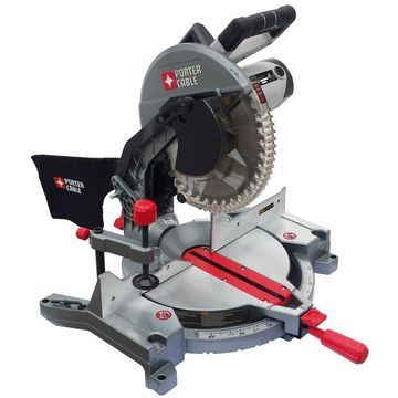 Porter Cable 12-in 15-Amp Single Bevel Compound Miter Saw