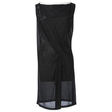 Vanessa Bruno Black Viscose Dresses