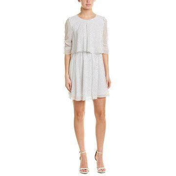 Avec Les Filles Womens A-Line Dress
