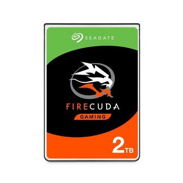 Seagate FireCuda 2TB Solid State Hybrid Drive Performance SSHD 2.5 Inch SAT...