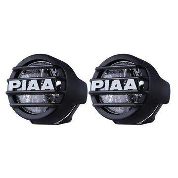 PIAA 05330 PIAA LP530 Series 3.5 Inch LED SAE Fog Lamp Kit w/ Brackets 2010 Jeep Wrangler JK