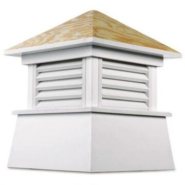 Good Directions Kent 84-Inch x 105-Inch Cupola in White