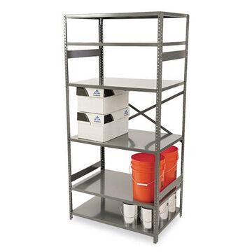 Tennsco Commercial Steel Shelves