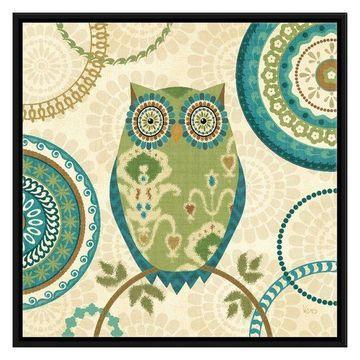 PTM Images Owl Forest I