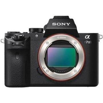 Sony 7 II ILCE-7M2 24.3 Megapixel DSLR Body only/No lens included