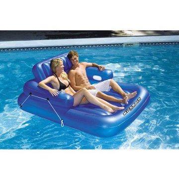 Poolmaster Water Pop Deluxe Lounge, Red