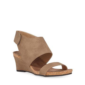 Trevin Suede Sandals