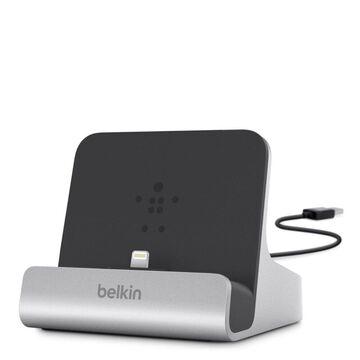 Belkin Express - Docking station - for Apple iPad Air, iPad mini, iPad mini with Retina display, iPad with Retina display (4th generation), iPhone 5, 5c, 5s, iPod touch (5G)