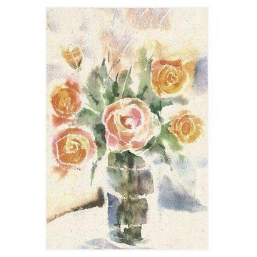 PTM Images, Aquarela Flower, 31.75