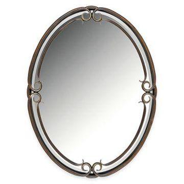 Quoizel Small Duchess Mirror