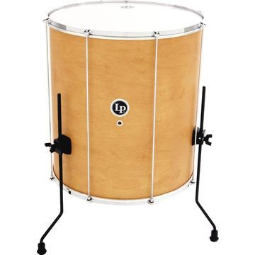 Wood Surdo with Legs 22 x 20 in.