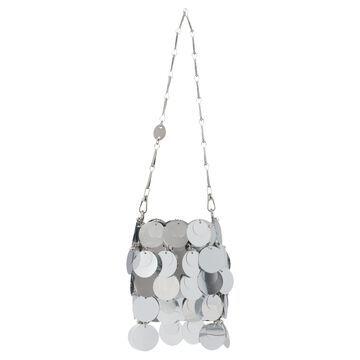 Paco Rabanne sparkle Bucket Mini Bag