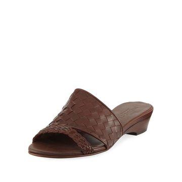 Sesto Meucci Womens gemini Open Toe Casual Slide Sandals