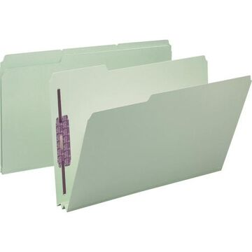 Smead Pressboard Fastener Folders with SafeSHIELD Coated Fastener Technology
