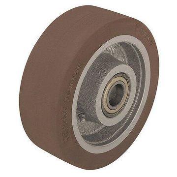 ZORO SELECT GB 150/20K-BB0.5 Caster Wheel,Polyurethane,6 in.,1650 lb.