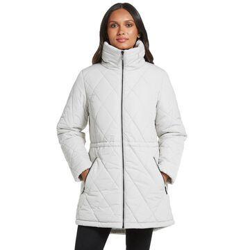 Women's Ellen Tracy Quilted Anorak Jacket
