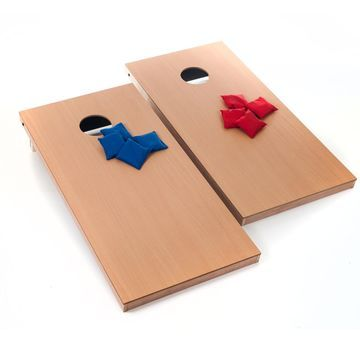 Trademark Games Regulation-Sized Cornhole Boards & Bags Set