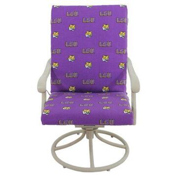 LSU Tigers Louisiana State Outdoor Chair Cushion
