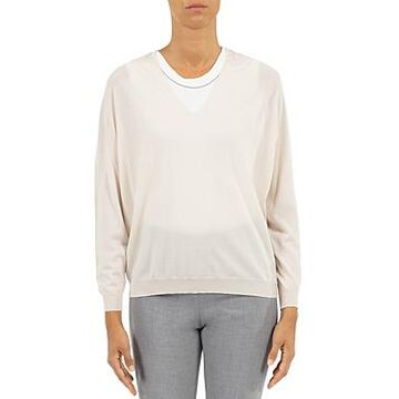 Peserico V Neck Sweater