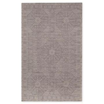 Rugs America Wilshire Loomed 5' x 8' Accent Rug in Grey