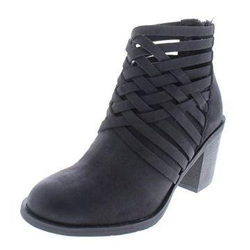 American Rag Womens Varya Almond Toe Ankle Fashion Boots