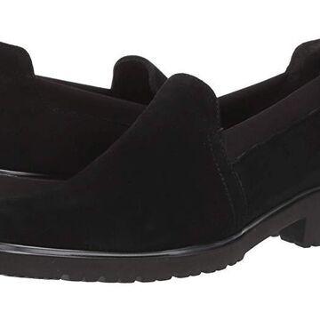 Munro Becca (Black Suede) Women's Shoes