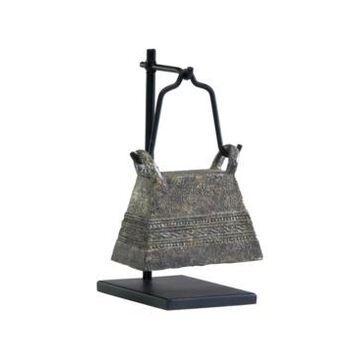 Cyan Design Antique Livestock Bell 3 Sculpture