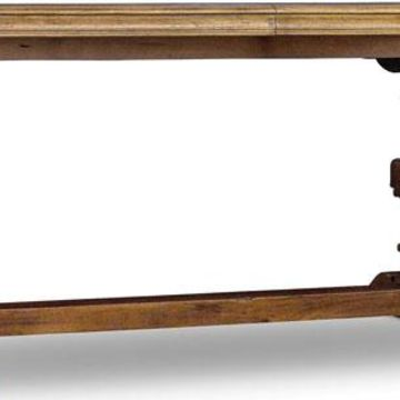 Hooker Furniture Dining Room Archivist Trestle Table