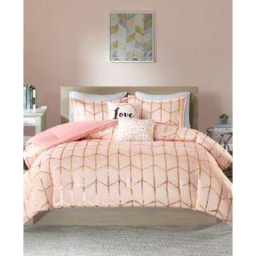 Intelligent Design Raina 5-Pc. Full/Queen Comforter Set Bedding
