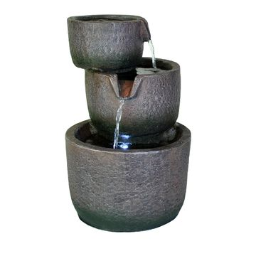 3 Bowls Water Fountain by Ashland