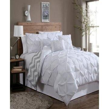 Ella 7 Pc Queen Comforter Set Bedding