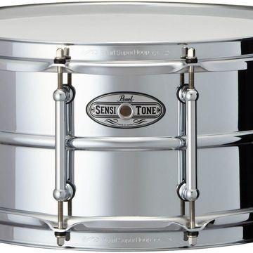 Sensitone Beaded Steel Snare Drum 14 x 6.5 in.