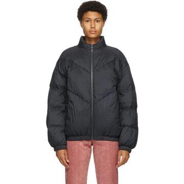 Isabel Marant Etoile Black Short Kristeno Coat
