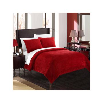 Chic Home Luxembourg Microfiber Blanket