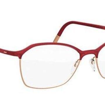 Silhouette Urban Fusion Fullrim 1581 3020 51 New Women Eyeglasses