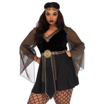 Leg Avenue Womens 2 PC Plus Size Glamazon Warrior Costume
