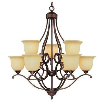 Millennium Lighting, 1029-RBZ, Traditional